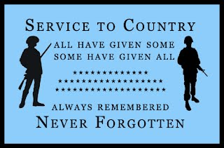 """""""Always Remembered"""" Flag"""